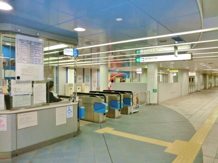 市営地下鉄線 駒ヶ林駅