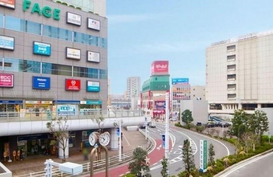 船橋駅(JR 総武本線) 徒歩25分。