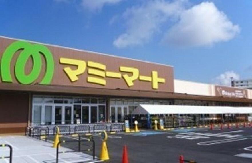 スーパー マミーマート新夏見店 徒歩7分。