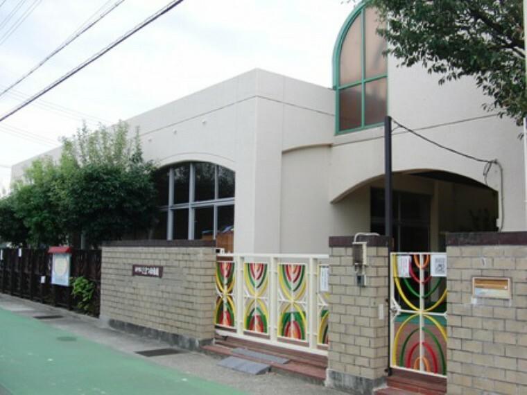 幼稚園・保育園 【幼稚園】たまつ幼稚園まで751m