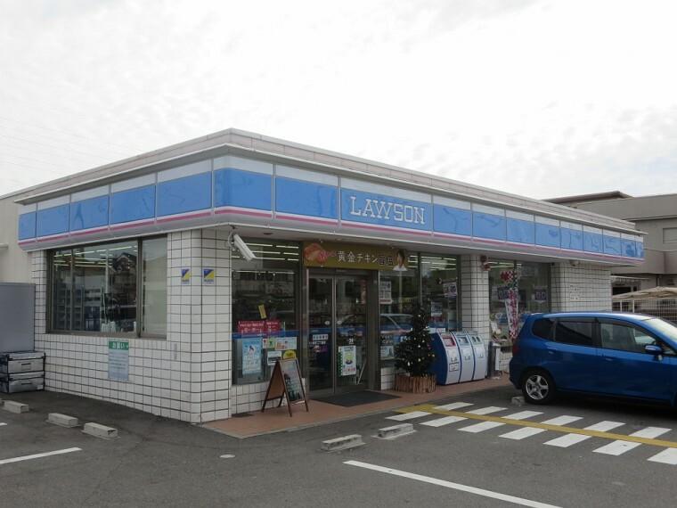 コンビニ 【コンビニエンスストア】ローソン 持子店まで1120m