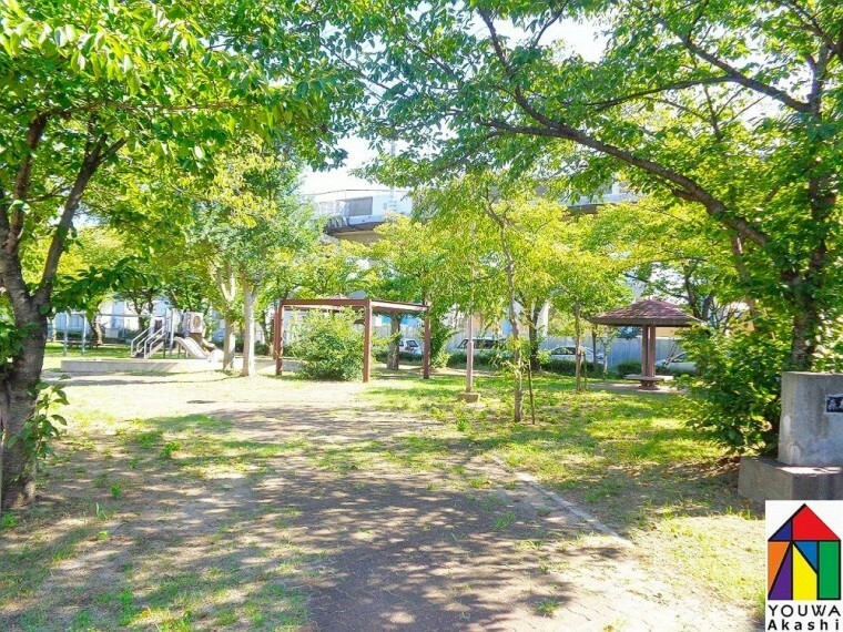 公園 【公園】森友公園まで697m