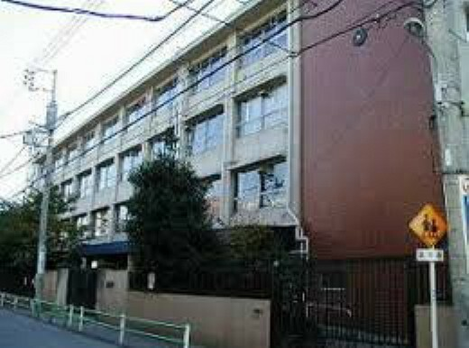 小学校 【小学校】台東区立石浜小学校まで498m