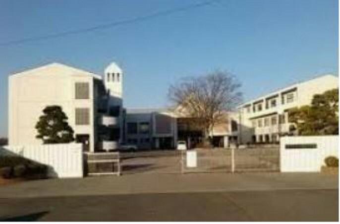 中学校 【中学校】古河市立古河第三中学校まで1257m