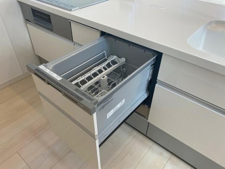 キッチン 食器洗い乾燥機が標準装備!