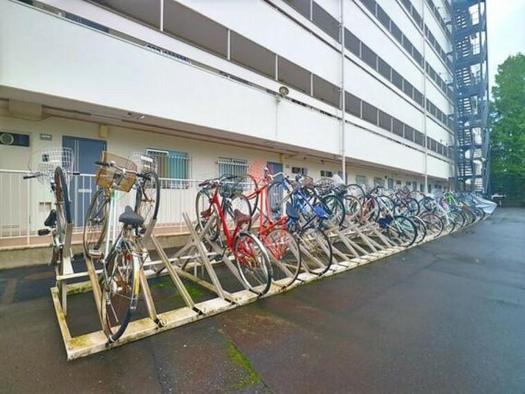 駐輪場 通勤・通学で自転車をお使いになる方も安心!駐輪場がございます。