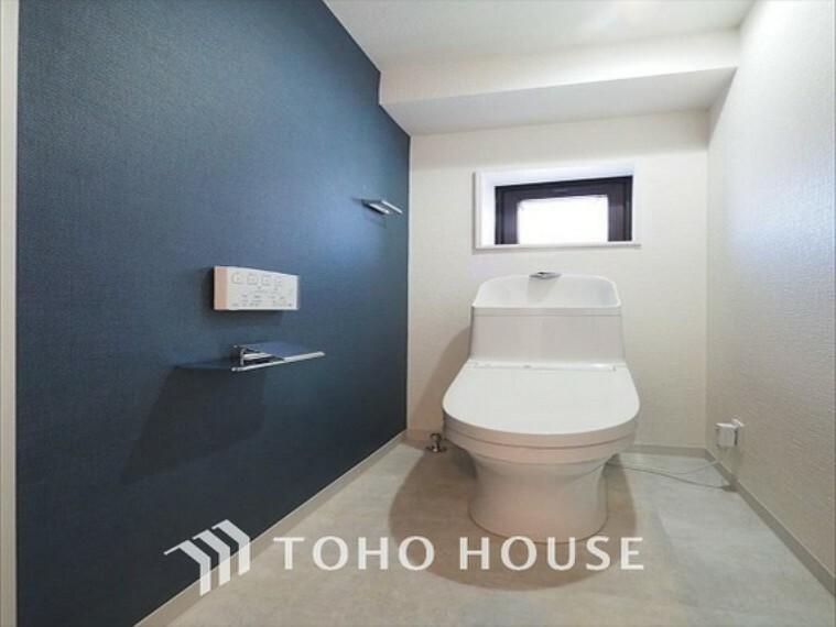 トイレ 設備充実の綺麗なトイレ