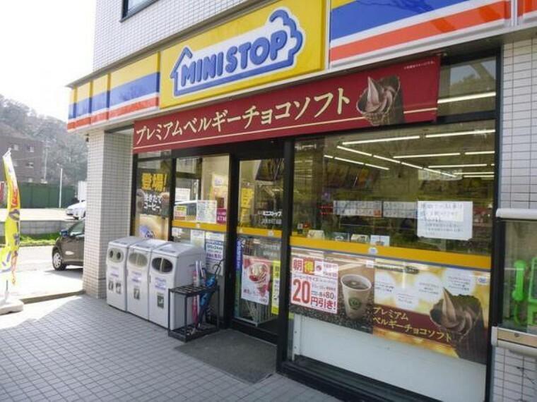 コンビニ ミニストップ能見台6丁目店