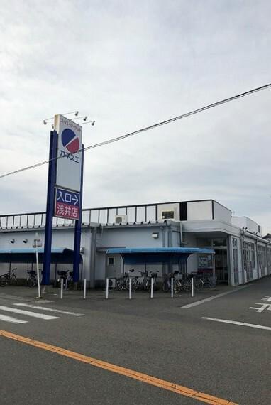 スーパー カネスエ浅井店