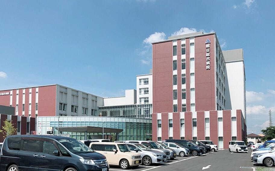 病院 熊谷総合病院