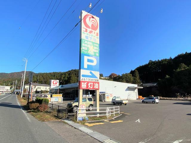 ホームセンター コメリ坂下店