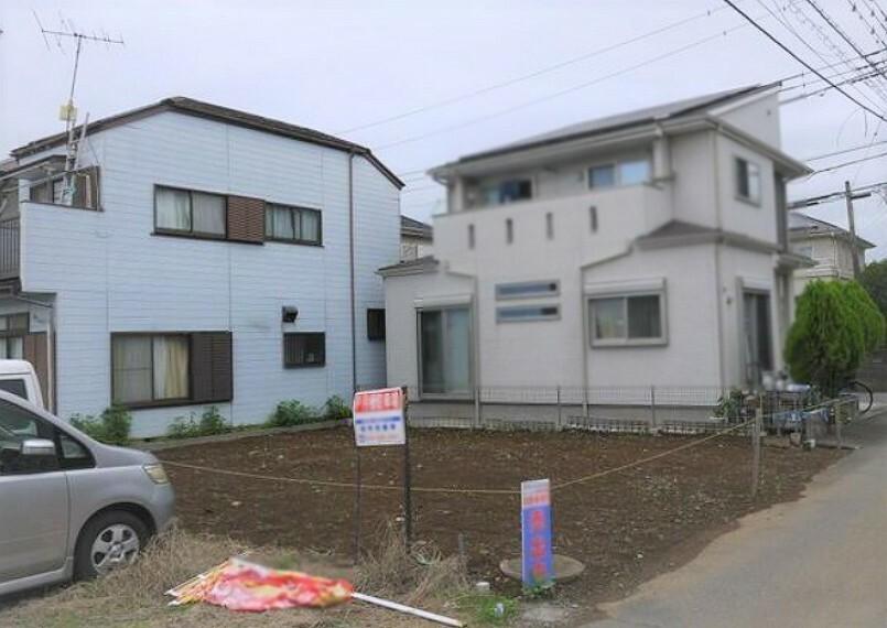 外観・現況 JR相模線「入谷」駅徒歩約5分と便利な立地です。