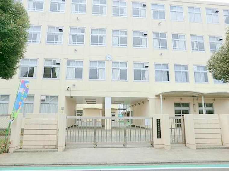中学校 横浜市立上郷中学校