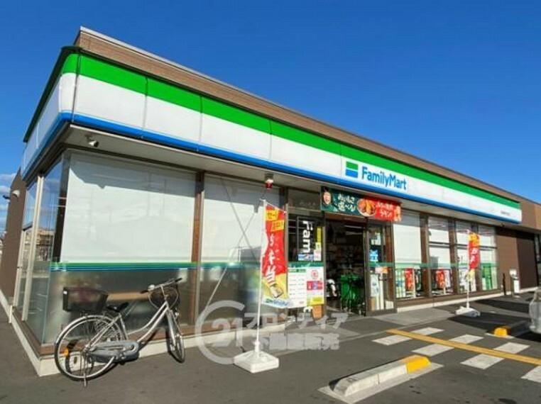 コンビニ ファミリーマート 姫路飾磨今在家店