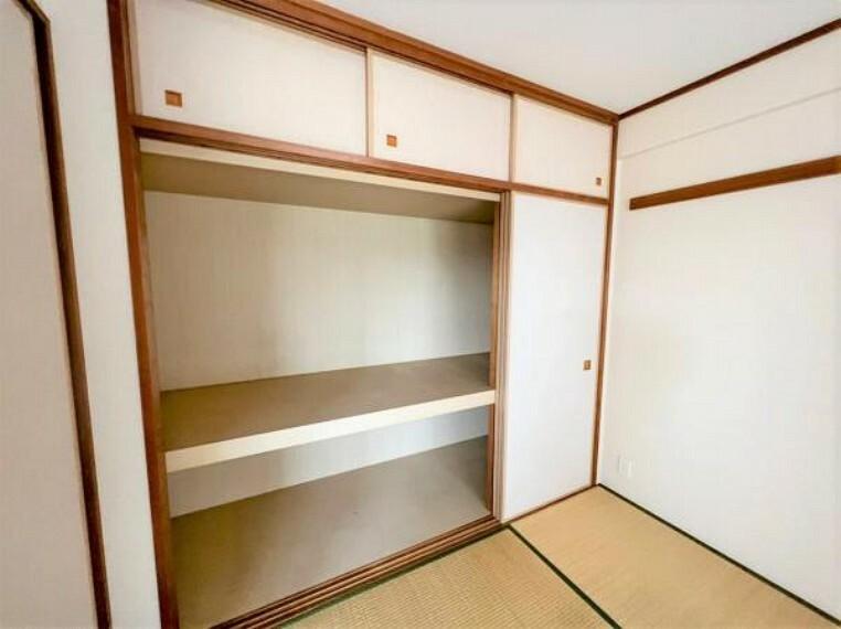 収納 充実した収納スペースは魅力的ですね