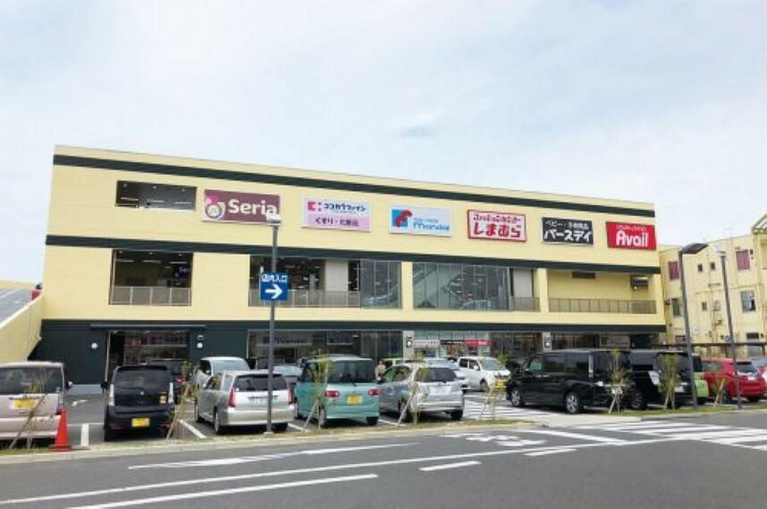 ショッピングセンター 【ショッピングセンター】じゃんぼスクエア熊取店まで1610m