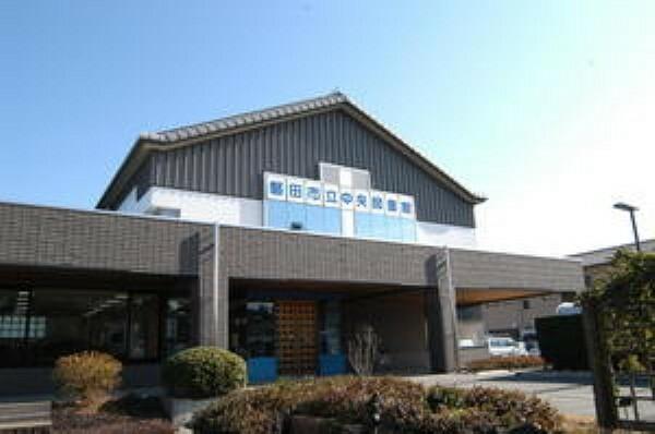 図書館 【図書館】磐田市立中央図書館まで272m