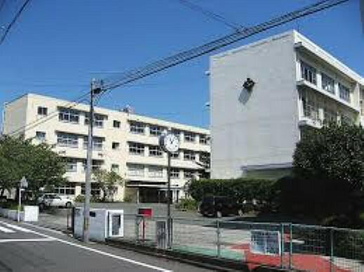 中学校 【中学校】末広中学校まで1785m
