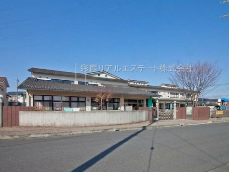 幼稚園・保育園 【保育園】入間市立藤沢第2保育所まで1096m