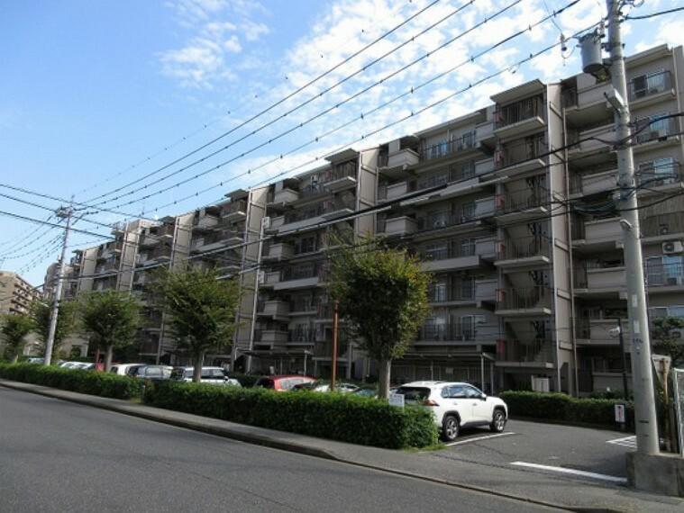 外観写真 急行停車駅「せんげん台」駅徒歩4分