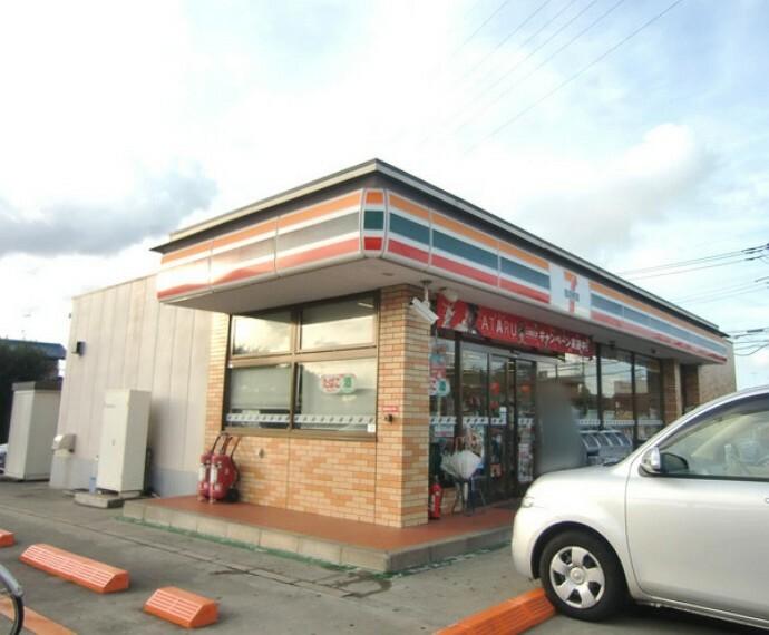 コンビニ セブンイレブン千葉若松町店