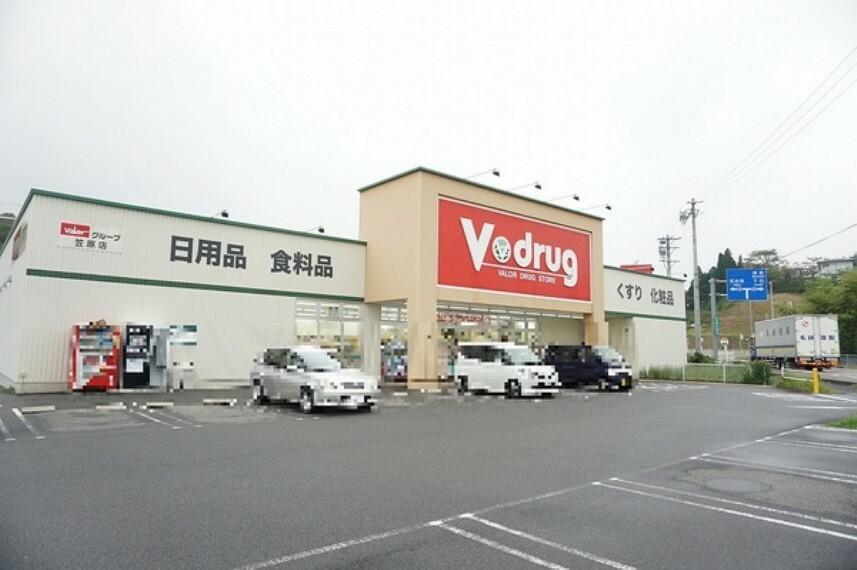 ドラッグストア V・drug笠原店
