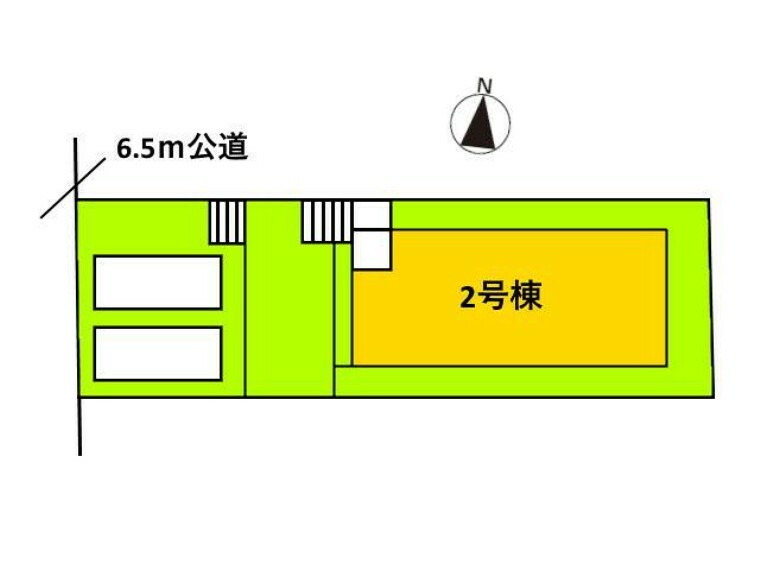 区画図 区画図 【名古屋市緑区ほら貝1丁目】