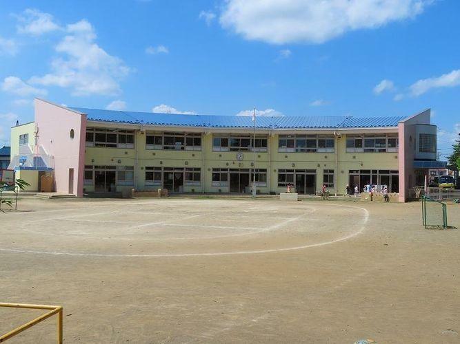 幼稚園・保育園 さくらがおか幼稚園 徒歩6分。