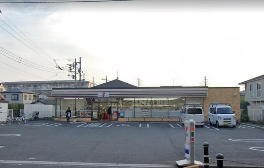 コンビニ セブンイレブン さいたま田島4丁目店