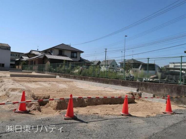 現況外観写真 現地(2021年10月)撮影