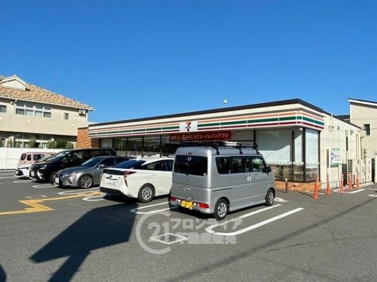 コンビニ セブンイレブン 神戸王塚台5丁目店