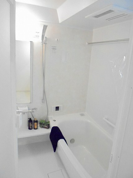 浴室 足を伸ばしておもいっきりリラックスできます!【プラン例】
