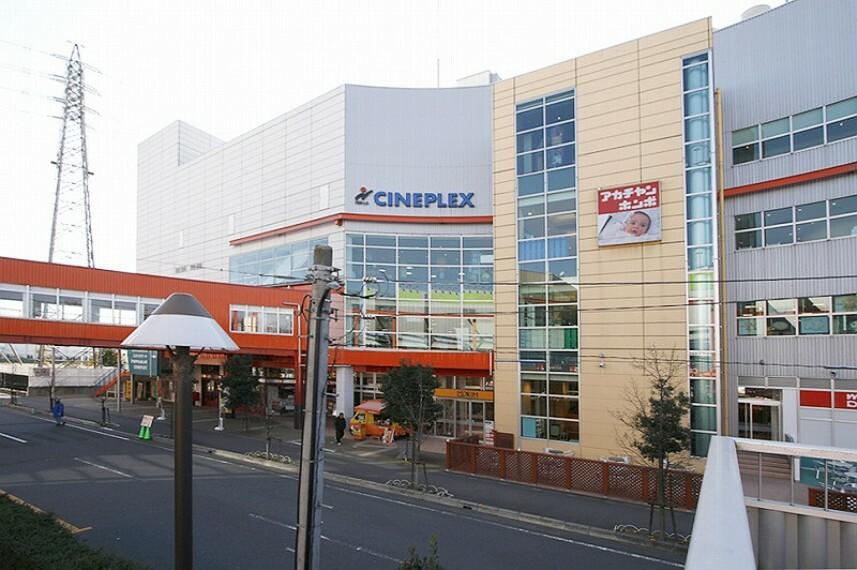 ショッピングセンター デオシティ