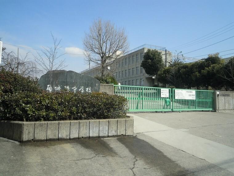 中学校 【中学校】南城陽中学校まで2400m