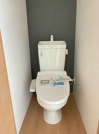 トイレ 清潔感のあるトイレです!