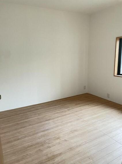 洋室 約4.5帖の洋室です!