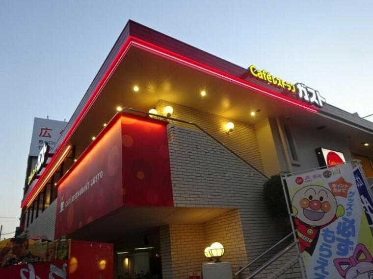 【ファミリーレストラン】ガスト 大今里店まで1867m