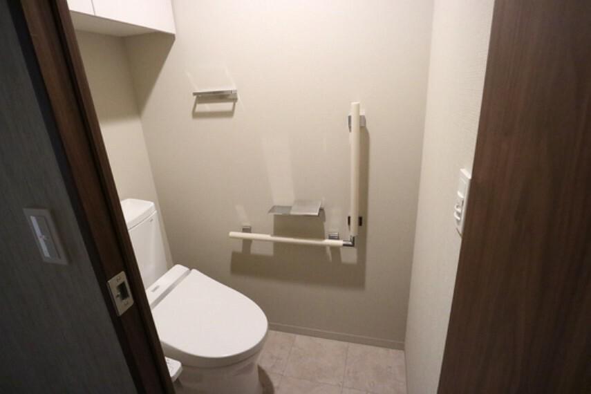 トイレ トイレ[2021年9月10日撮影]