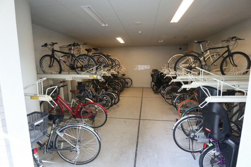 駐車場 駐輪場・バイク置場-(3)