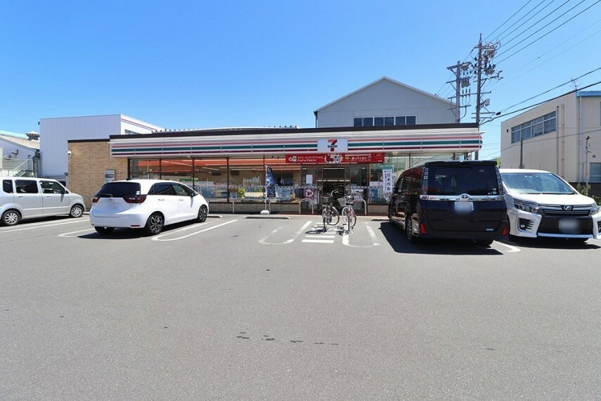 コンビニ セブンイレブン 清水袖師町東店