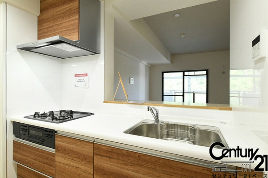 キッチン ■現地撮影写真■システムキッチン新調済みです!