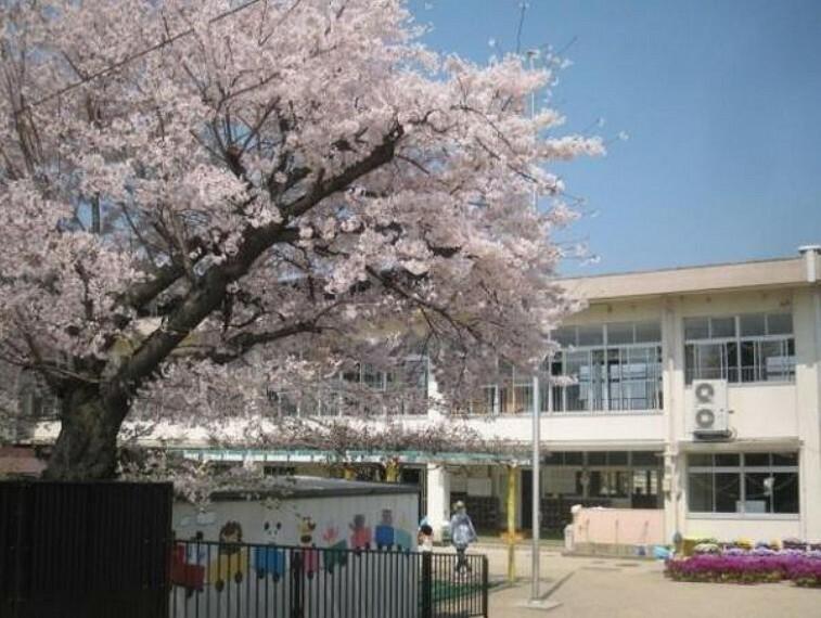 幼稚園・保育園 膳所幼稚園 設立年度:昭和10年・園舎面積:1,620平方メートル