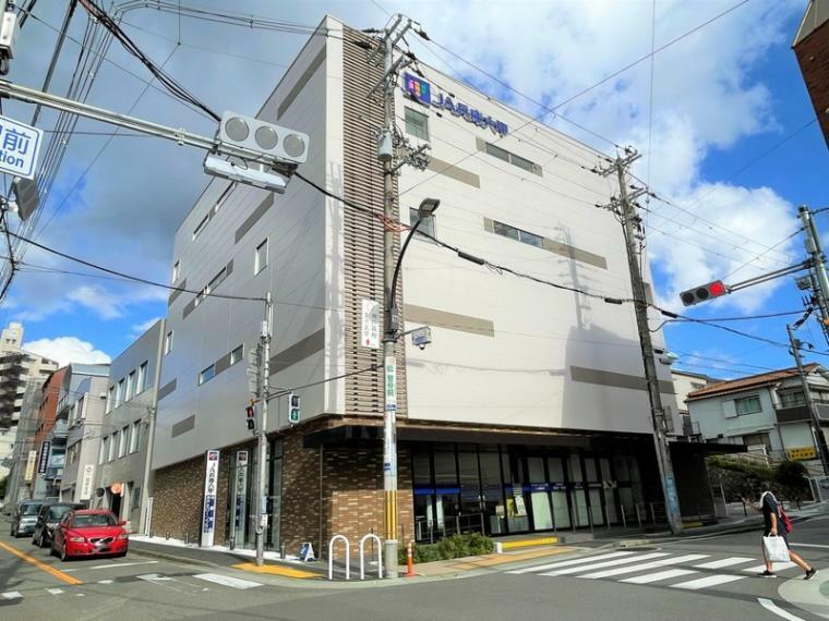 銀行 JA兵庫六甲 小部支店