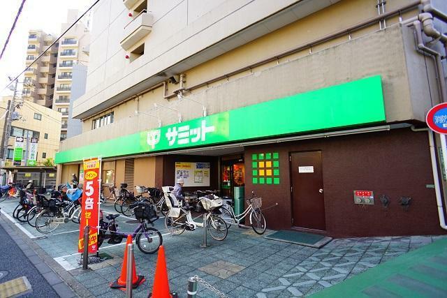 スーパー ●サミットストア千駄木店