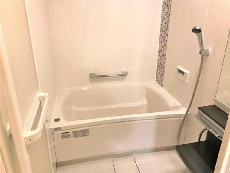 浴室 バスルームでリラックスタイム!1日の疲れを癒しましょう!
