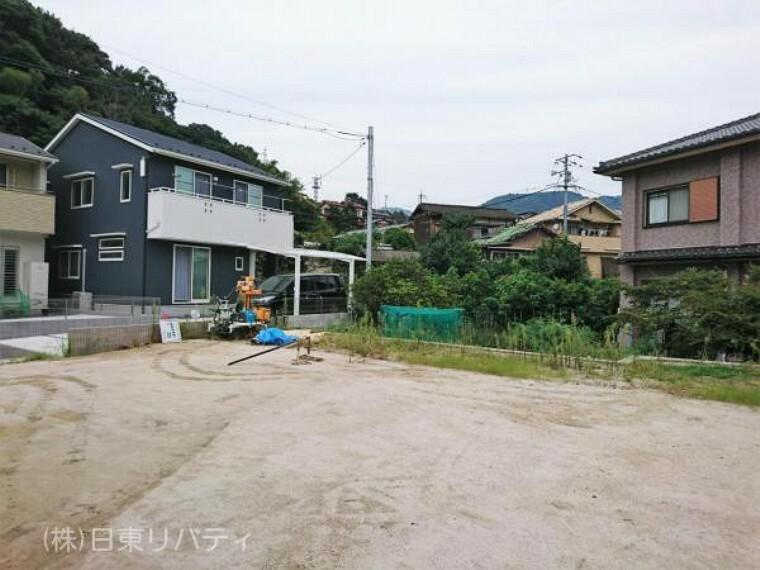 現況外観写真 現地(2021年9月)撮影