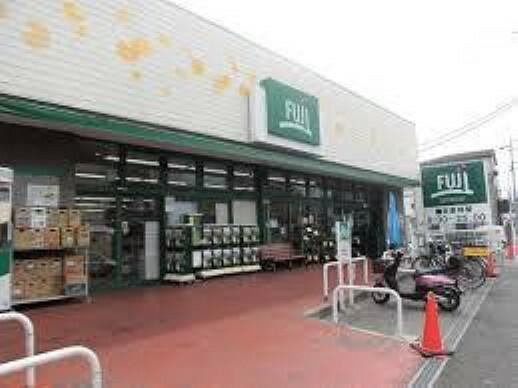 スーパー 【スーパー】SUPER MARKET FUJI(スーパーマーケットフジ) 菅田店まで850m