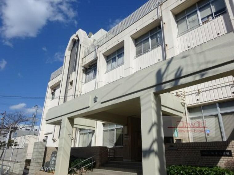 小学校 【小学校】大阪市立城東小学校まで480m