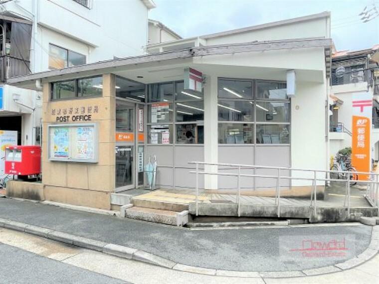 郵便局 【郵便局】城東鴫野東郵便局まで490m