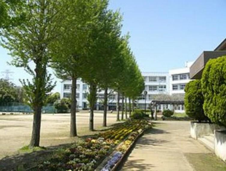 中学校 【中学校】牛久市立下根中学校まで1246m